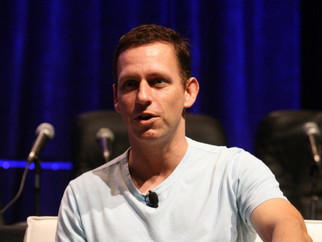 "Facebook Investor Peter Thiel Calls Technology A ""Scapegoat"" For Inequality 