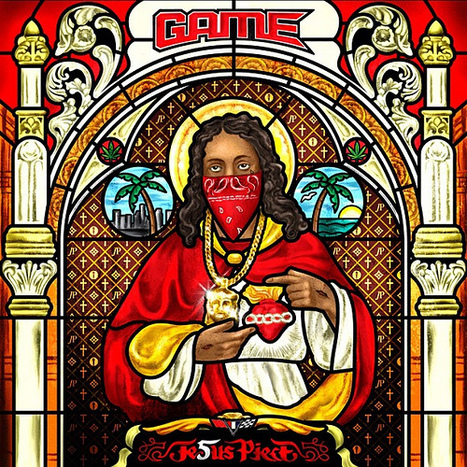 Jesus Piece: Game dévoile l'artwork de son nouvel album | U.S RAP ... | Rap , RNB , culture urbaine et buzz | Scoop.it
