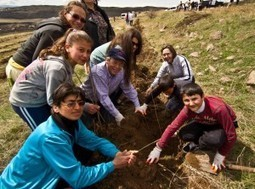 ATP Celebrates Earth Day in Kotayk with UN, US Embassy | Saving the Wild: Nature Conservation in the Caucasus | Scoop.it