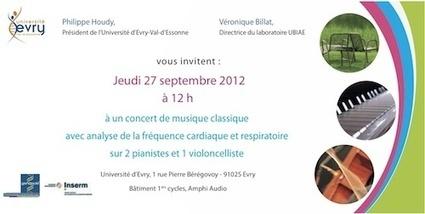 Concert insolite - Genopole - Réussir ensemble en Biotechnologie | biotech, pharma, molecular diagnostics | Scoop.it