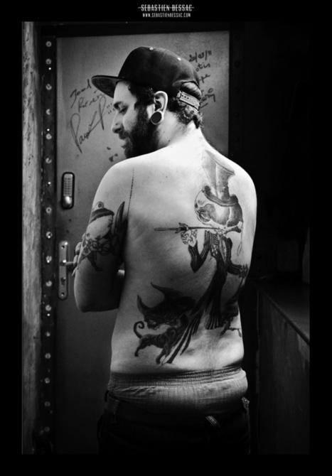 My Portfolio - UN'INK | Writing the body - Écritures corporelles | Scoop.it