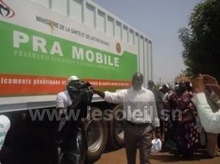 Dakar : Pharmacie régionale mobile : Un camion va approvisionner Kaffrine, Kédougou et Sédhiou en médicaments   De la E santé...à la E pharmacie..y a qu'un pas (en fait plusieurs)...   Scoop.it