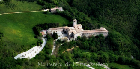 Downshifting in the Ancient Fonte Avellana Monastery | Le Marche another Italy | Scoop.it