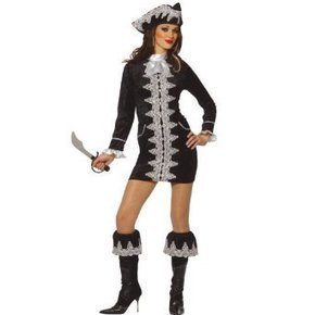 Lady Pirate Costume | Involvery | Scoop.it