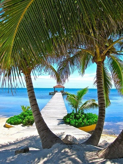 Top 10 most Romantic places in the World, Belize is Ranked #3 | Belize in Photos and Videos | Scoop.it