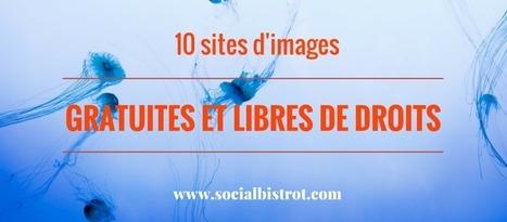 10 sites d'images libres de droits et gratuites   Banques Gratuites et libres de droits   Scoop.it