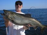 Fishing report: Anglers landing late-season, big salmon on Lake Michigan | Lake Effect... Fishing | Scoop.it