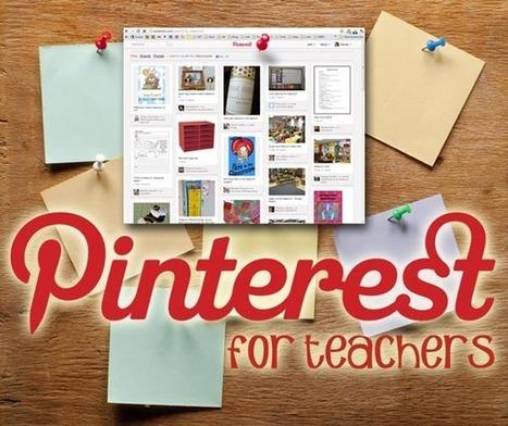 Pinterest 101 for Teachers: 5 Power Pinners You Should Follow | Education World Community | Education, teaching, ideas | Scoop.it