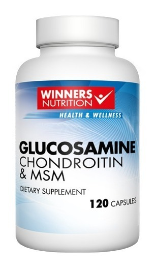 Glucosamine, Chondroitin & MSM   SPORTS NUTRITION   Scoop.it