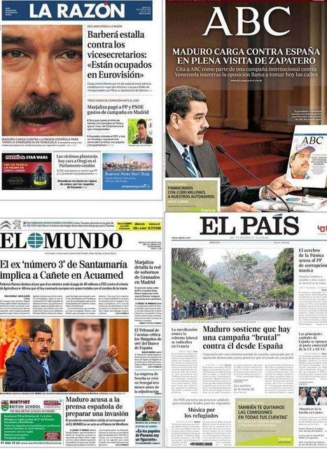 El humo tóxico de la corrupción española | EL VIL METAL. | Scoop.it