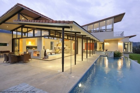 Villa Areopagus in Atenas by Paravant Architects | Awesome Architecture | Scoop.it
