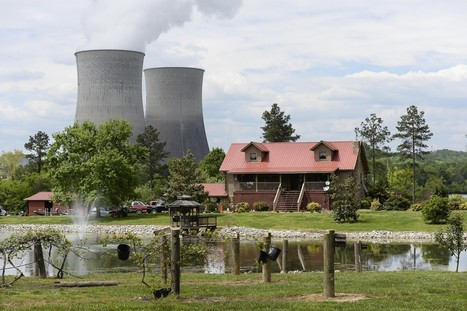 It's the first new U.S. nuclear reactor in decades. And climate change has made that a very big deal. | enjoy yourself | Scoop.it