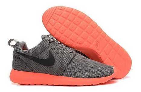 Magasin En Ligne Nike Pas Cher Femme: Roshe Run Gris et Noir | roshe run pas cher | Scoop.it