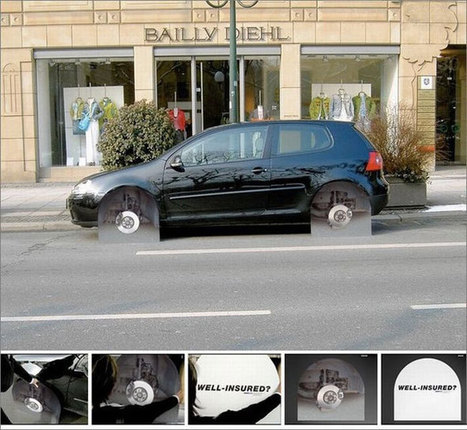 20 of the best Ads on Wheels | Truly Deeply/Madly | Mobile | Scoop.it