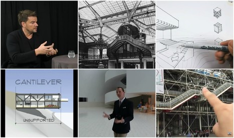 Los 12 mejores canales de arquitectura en Youtube | retail and design | Scoop.it