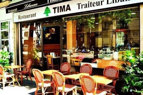 Tima- Une petite partie du Liban qui se montre à Paris! | r | Scoop.it