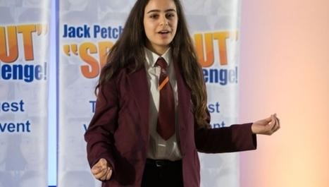 Niña palestina gana premio en Londres por relato de Nakba | Noticias | teleSUR | Política para Dummies | Scoop.it