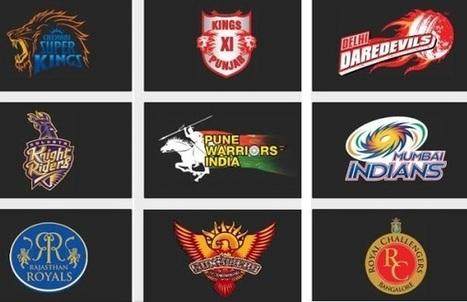 Pepsi IPL 2013 Teams and Players   Latest   Scoop.it