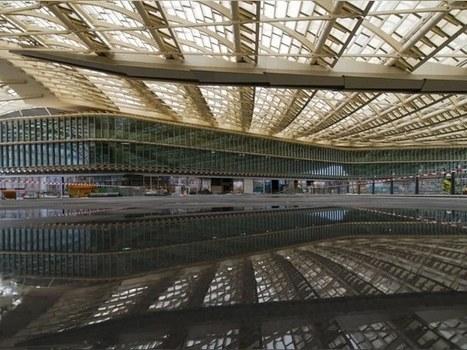 La Canopée des Halles   Quartier des Halles - et un peu plus autour de la Canopée...   Scoop.it
