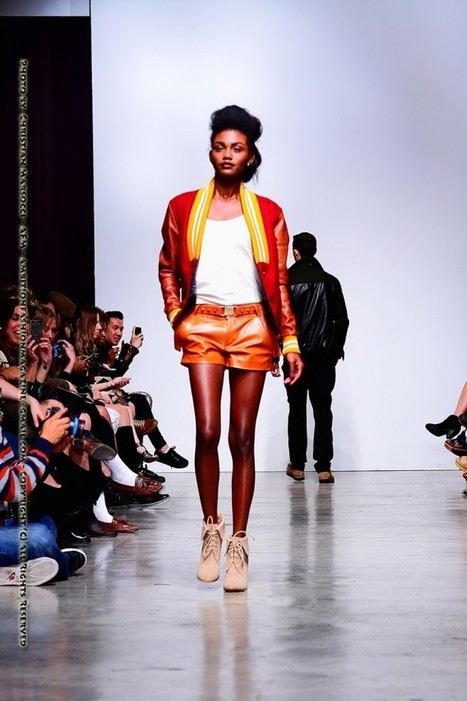 Great Scott ScottXScott Stand Out Star During Concept Fashion Week | THE LOS ANGELES FASHION | Best of the Los Angeles Fashion | Scoop.it