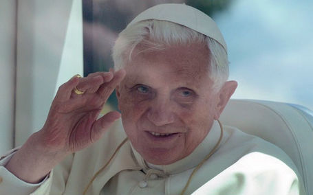 Pope Benedict to Get Personal Twitter Account | iGeneration - 21st Century Education | Scoop.it