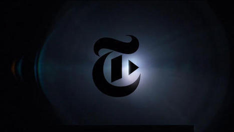 The New York Times Logo Gets A Clever Revamp | audio branding | Scoop.it