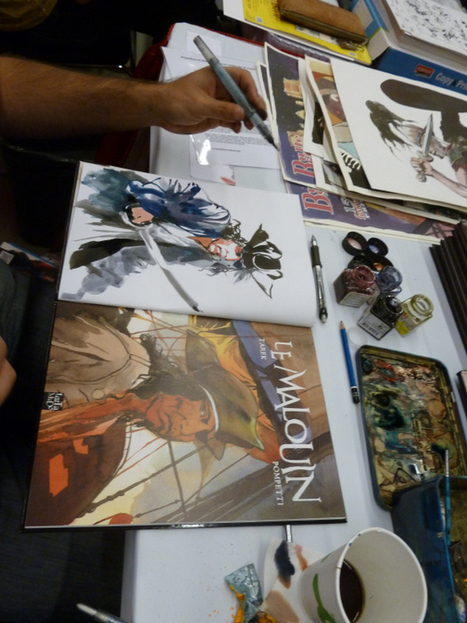 reportage au Comic Con de Montréal 2013 | Le Malouin | Scoop.it