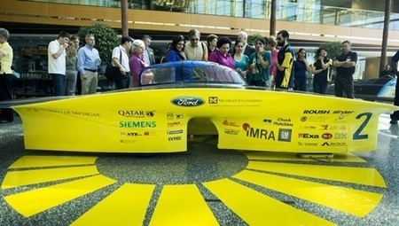 Solar cars? No way. Solar racers? Way - Mother Nature Network | Automobile & Cars Reviews | Scoop.it