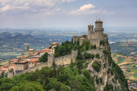 8 Reasons to Visit the Country of San Marino | Italia Mia | Scoop.it