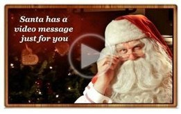 Personalized Videos From Santa | Operation Santa Claus - Santa's Blog | Christmas and Winter Holidays | Scoop.it