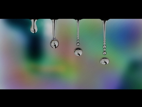 Colorful Drops | What Surrounds You | Scoop.it