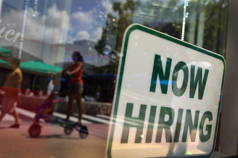 Why Small-Business Hiring Should Make You Feel Better About the Economy | Small Business News and Information | Scoop.it