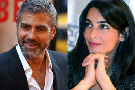 George Clooney: la nuova fiamma si chiama Amal Alamuddin | Lifestyle | Scoop.it