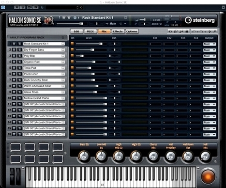 Steinberg Cubase 7 review - ITProPortal | Introduction to Music Production | Scoop.it