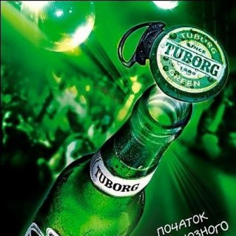 Tuborg Video Commercial | ADMAREEQ - Quality Marketing and Advertising Campaigns Blog | Marketing&Advertising | Scoop.it