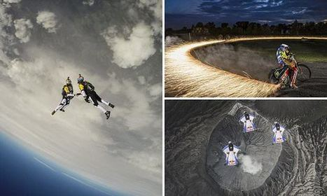Astonishing Photos Of The World's Greatest Daredevils | Everything from Social Media to F1 to Photography to Anything Interesting | Scoop.it