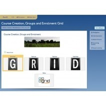 Moodle plugins directory: Grid Format | tipsmoodle | Scoop.it