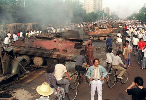 Social Media wouldn't have changed Tiananmen Square | Strategy and Social Media | Scoop.it