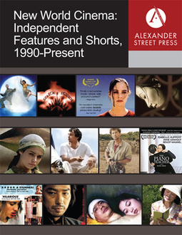 Register for Open Access to New World Cinema | Alexander Street Press | Cool Digital Tools to Ignite your Lessons | Scoop.it