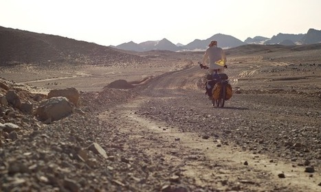 Love on a Bike: one cyclist's journey of romance and adventure   Adventure Tourism   Scoop.it