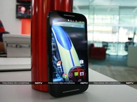 Motorola Moto E Review: Fresh Competition in the Budget Segment - NDTV | Gadgets & Tech | Scoop.it