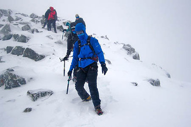 Get the skills before you head for winter hills, says mountain safety expert - Grough | Mountaineering | Scoop.it