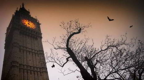 Halloween in London 2015- A Terrifying Scare-Fest | | News | Scoop.it