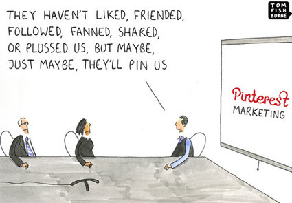 The Pinterest Craze: Marketers, It's Time to Start Pinning | Everything Pinterest | Scoop.it
