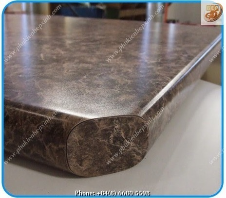 Thiết Kế Bếp Gia Đình: Mặt đá nhân tạo ốp bếp - Solid Surface - Công ty Bếp Gia Đình | Xu hướng cho các mẫu thiết kế bếp đẹp hiện đại | Scoop.it