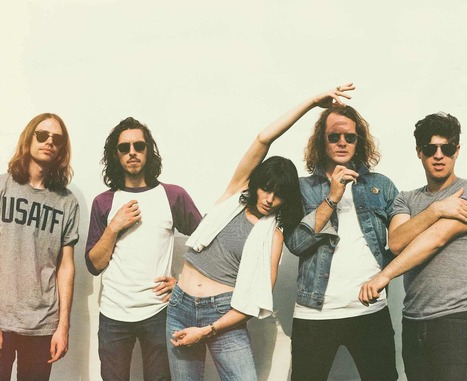 #EPTICKETGIVEAWAY: 89.9 KCRW Presents The Preatures at Club Bahia 4/8  | Ellenwood | MUSIC NEWS | Scoop.it