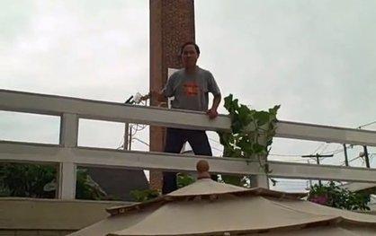 Rooftop Garden Feeds Cafe Customers Below | Arrival Cities | Scoop.it