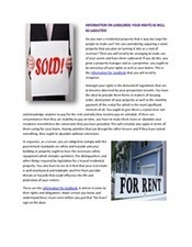 Information on Landlords: Your Rights as well as Liabilities! | Landlord Choice | Scoop.it