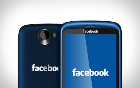 Un smartphone Facebook pour 2013 ? | Geeks | Scoop.it