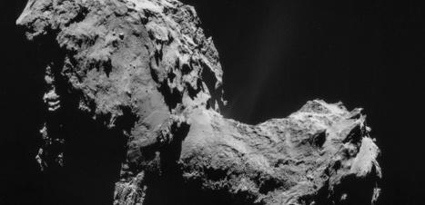 Rosetta découvre 2 ingrédients clé de la vie sur la comète Tchouri | Beyond the cave wall | Scoop.it